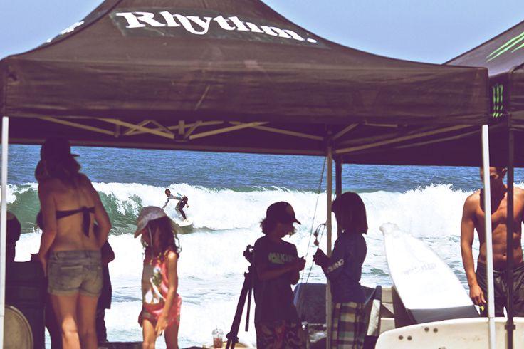 RHYTHM TEAM CHALLENGE X COHETE SURFBOARDS PART II   Sook