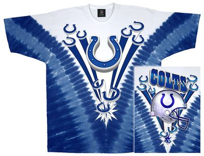 Colts Logo V-Dye