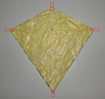 kites for kids, step by step plans for kids to make a kite. just need to buy bamboo skewers