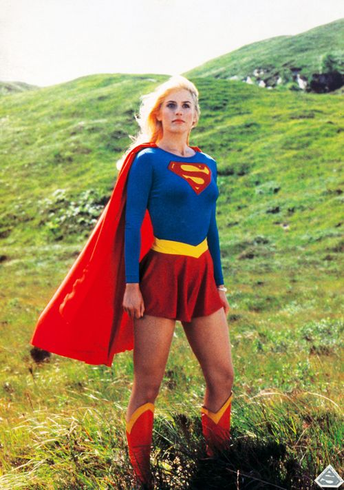 Helen Slater as Supergirl (1984)