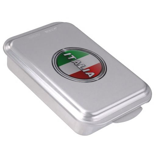 La Bandiera - The Italian Flag Cake Pan