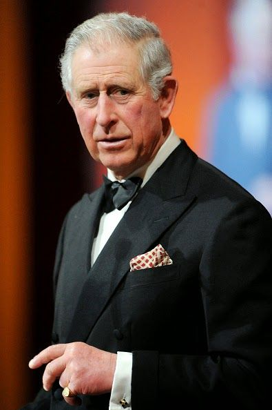 Royal Family Around the World: Prince Charles and Camilla, Duchess of Cornwall attend the British Asian Trust dinner at Banqueting House on February 3, 2015 in London, England.
