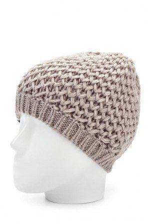 вязание спицами, описание, шапка