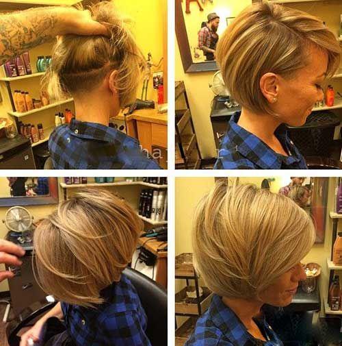 20+ 2015 - 2016 Short Bob Hairstyles | Bob Hairstyles 2015 - Short Hairstyles for Women