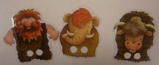 LA CLASE DE MIREN: mis experiencias en el aula: ANIMALES PREHISTÓRICOS