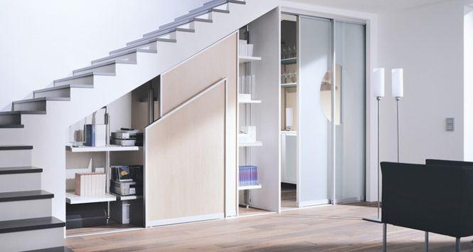Мебель под лестницей   Шкаф под лестницей   Лестница и мебель ...