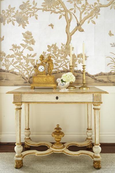 Elegant Washington DC Residence By Kelley Proxmire Interior Design