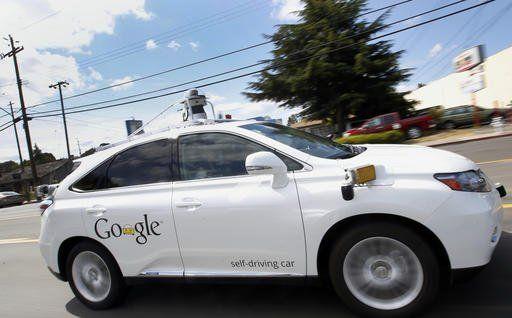 Google self-driving car strikes public bus in California - Business Insider