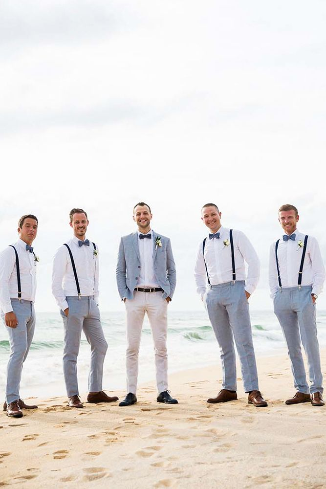 24+ Groom and groomsmen suits inspirations