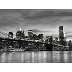 Image result for vancouver city skyline at night wall mural