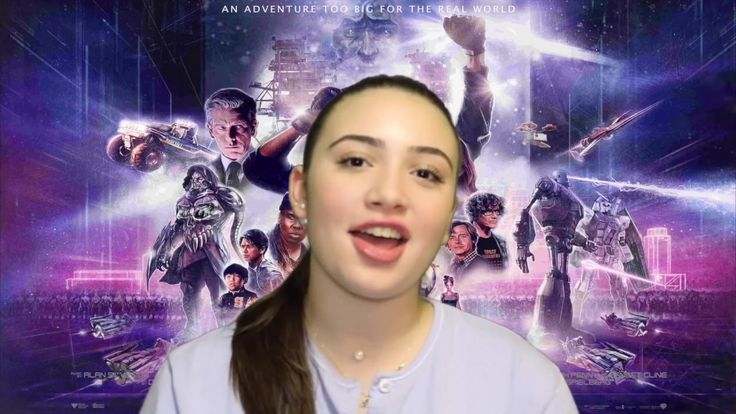 Film Review: Ready Player One by KIDS FIRST! Film Critic Alejandra G. #KIDSFIRST! #ReadyPlayerOne