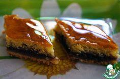 Хегазея-египетский пирог с корицей - кулинарный рецепт