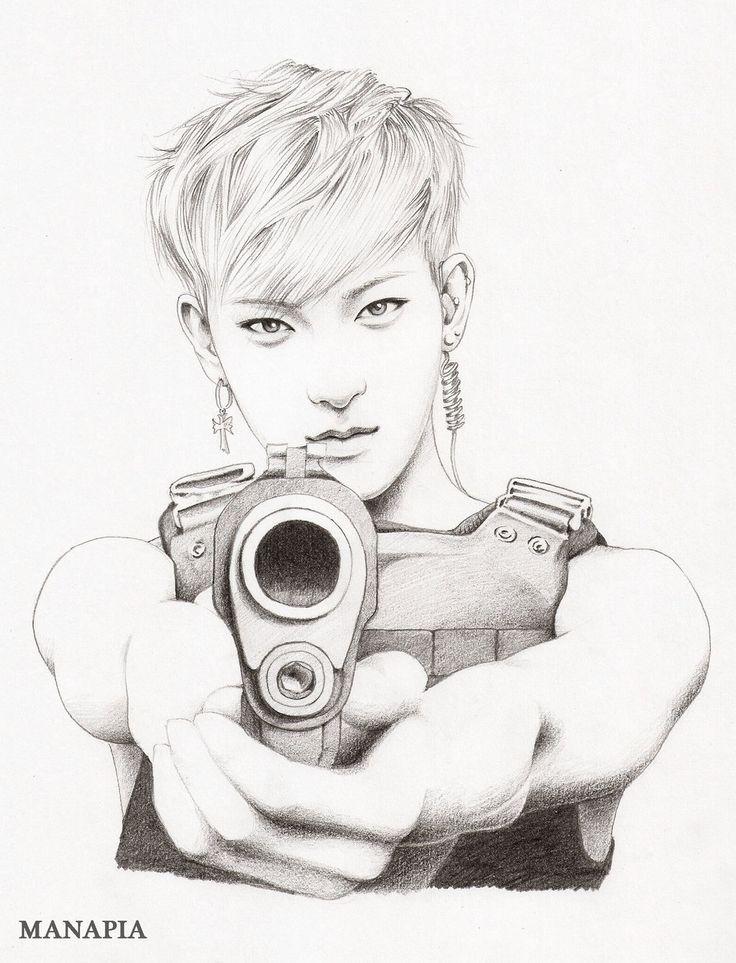 Assassin Tao by manapia.deviantart.com on @deviantART