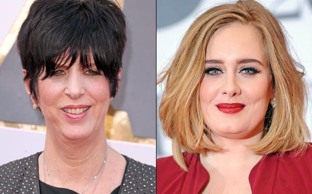Adele's 25 follow-up could include a few Diane Warren songs.