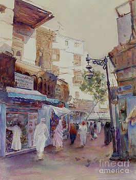 The Spice Souq by Dorothy Boyer