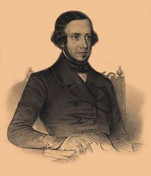 João Baptista da Silva Leitão de Almeida Garrett e mais tarde 1.º Visconde de Almeida Garrett, foi um escritor e dramaturgo romântico, orador, par do reino, ministro e secretário de estado honorário português.