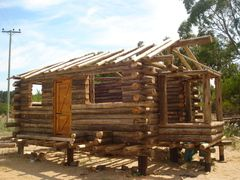 Panoramio - Photo of cabañas rusticas H&M