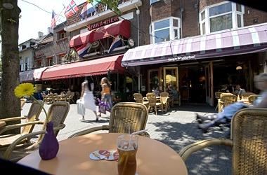 Gezellige terrasjes in het centrum