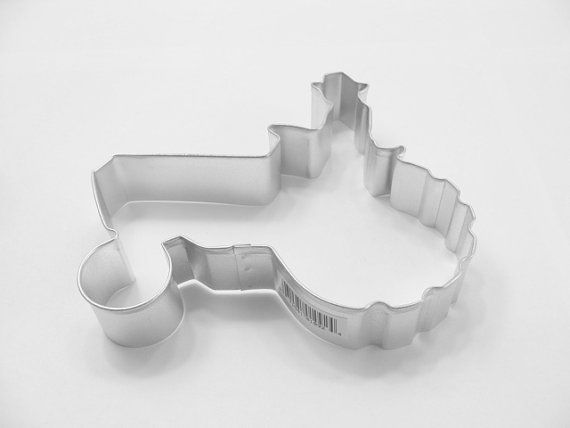Tractor and Farmer Cookie Cutter by CookieCutterGuy on Etsy, $2.50