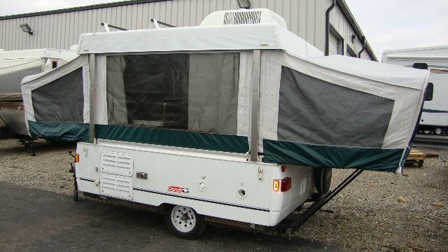 Pop Up Times. Page 10 -- Article about restoration of home-built pop up camper trailer. 2007.
