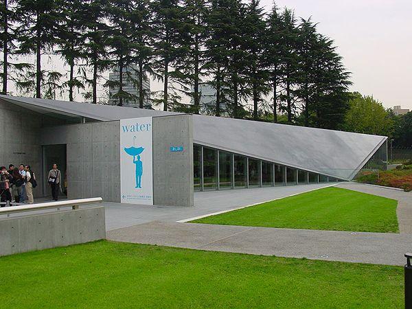 Tadao Ando - 21_21 Design Sight Tokyo