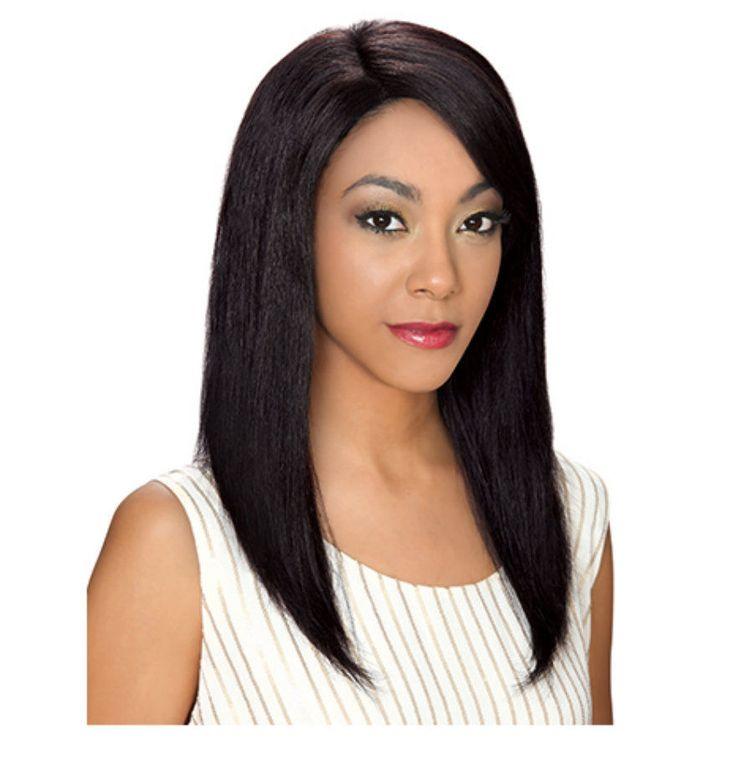 Crystal Zury Royal Imex Deep Invisible Top Parting Hair Wig #Zury #FullWig