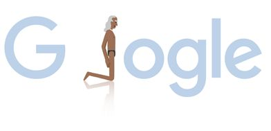 Bend It Like Iyengar — That's The Message Of Today's #GoogleDoodle