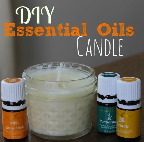 DIY Essential Oil Candle Ever since I got my Essential Oil Starter kit— I've been making ALL sorts of natural items… and it is really exciting! (I plan to share more items in the future) I love all of the oils that I got with my starter kit but there are three in particular that …