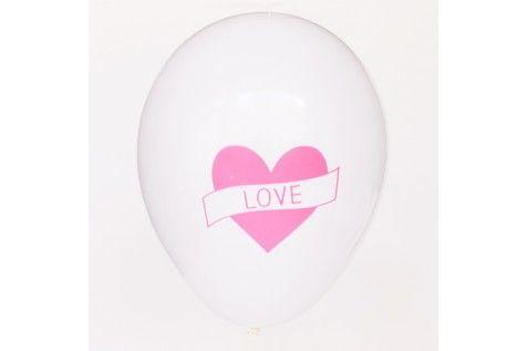 ballons tattoo love (par 5)