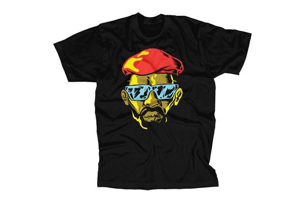 Face T-Shirt | Major Lazer | Online Store & Merchandise