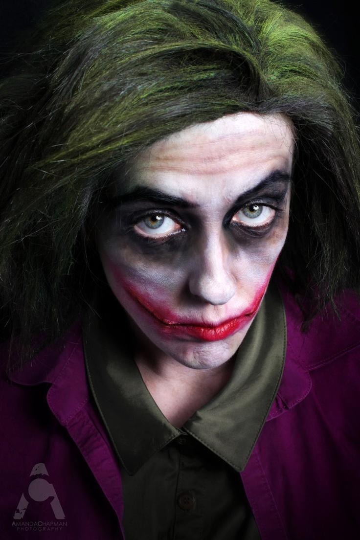 41 best Body Painting: Batman/Joker images on Pinterest ...