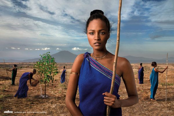 Les superbes photos de Steve McCurry pour le calendrier Lavazza 2015 [Photo : Steve McCurry]