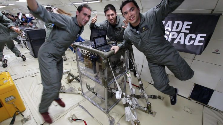 3-D Printer Passes Key Step On Road to Space Station