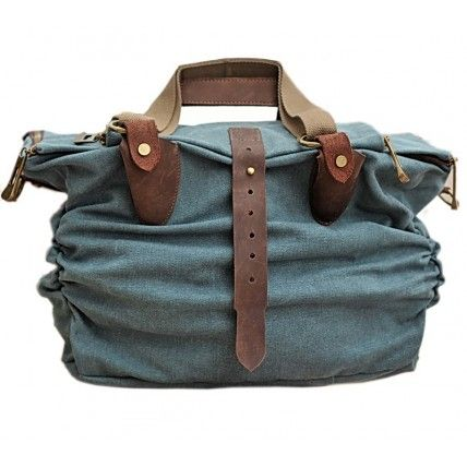 #8 Miu Miu™ Canvas & Leather shoulder bag