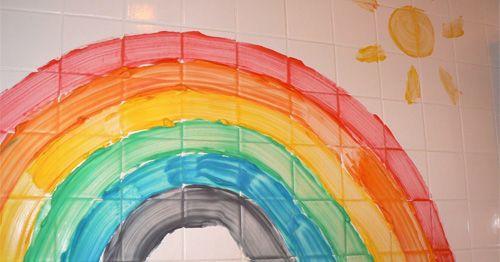 Homemade essentials - DIY crayons, play doh, baby wipes & more: Shavingcream, Craft, Bath Paint, Food Coloring, Cream Bathtub, Fun, Shaving Cream, Bathtub Paint, Kid