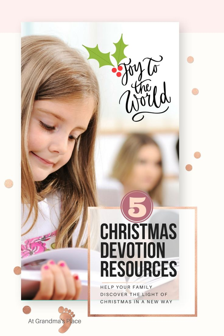 5 creative resources for family devotions this Christmas- help your family discover the light of Christmas in a new way.