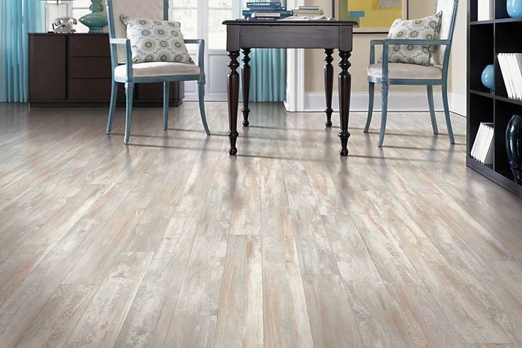 Brighten up your home this summer with this beautiful for Mohawk laminate flooring