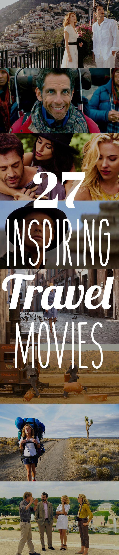 27 Inspiring Travel Movies