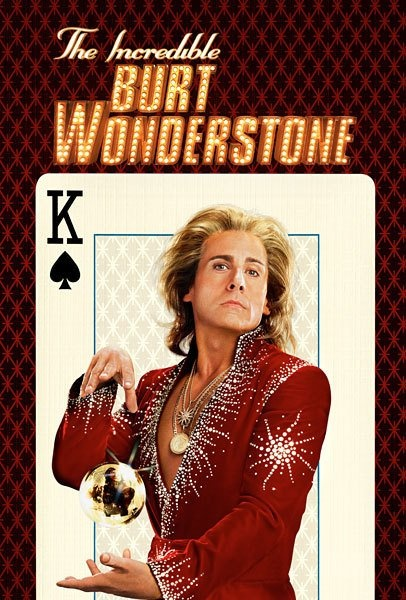 The Incredible Burt Wonderstone  AWESOME