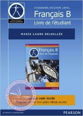 Pearson Baccalaureate: Francais B eText only edition