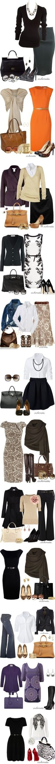 Dressing classy all the year :]
