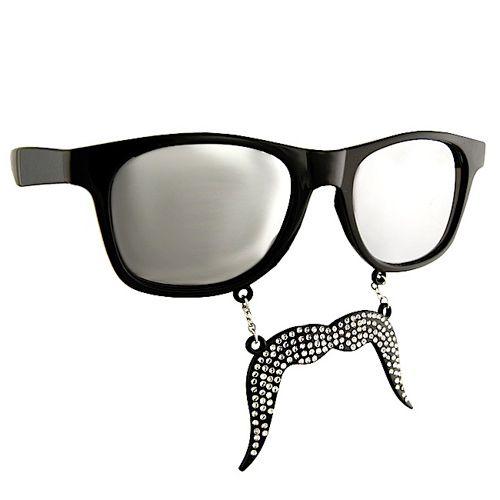 The Swag   Sun-Staches, The Original Mustache Sunglasses