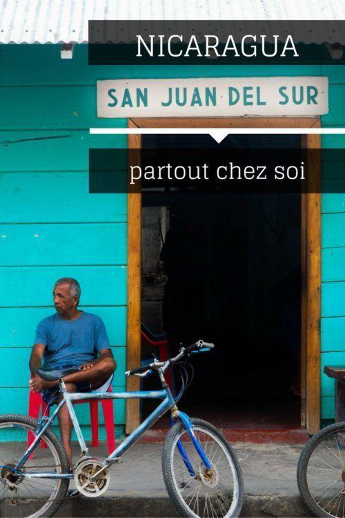 San Juan del Sur - Nicaragua. Une ville d'expatriés, où on s'y sent toujours chez soi, ailleurs. Passage obligé lors d'un voyage au Nicaragua, et endroit rêvé pour les nomades digitales de passage en Amérique centrale.