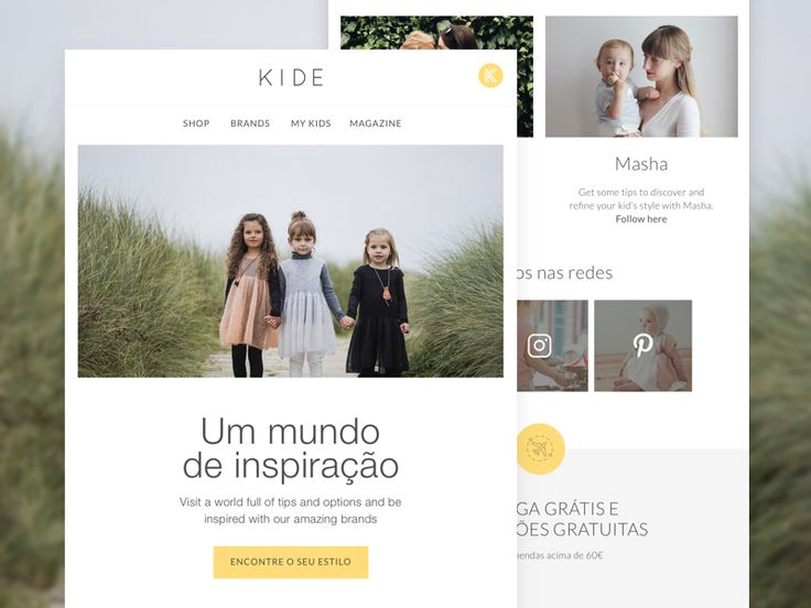 Kide Email Templates by Scytale