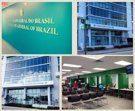 Consulado-Geral do Brasil em Miami facilita atendimento aopúblico