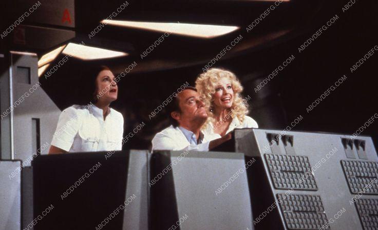 Robert Vaughn Pamela Stephenson film Superman III 35m-4717