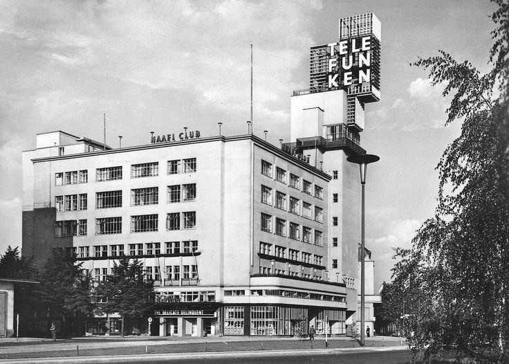 Berlin Westend Reichskanzlerplatz 1958