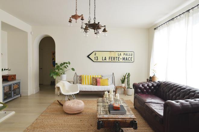 Las 25 mejores ideas sobre sala de estar vintage en pinterest sala de estar ecl ctica y - Decoracion cuarto de estar ...