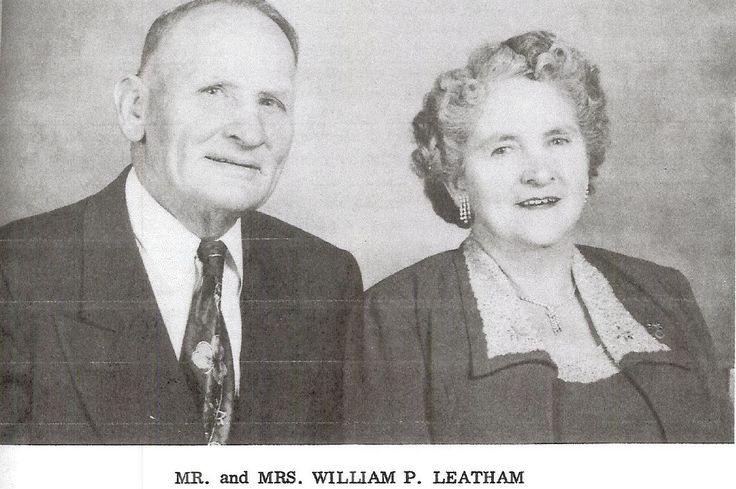 William Painter Leatham & Elizabeth Spence Bailey - Photos and Stories — FamilySearch.org