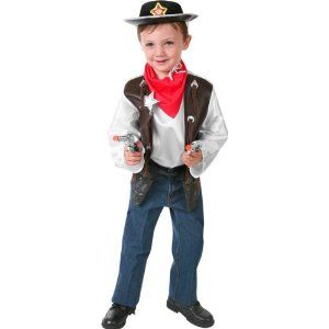 how to make a cowboy costume